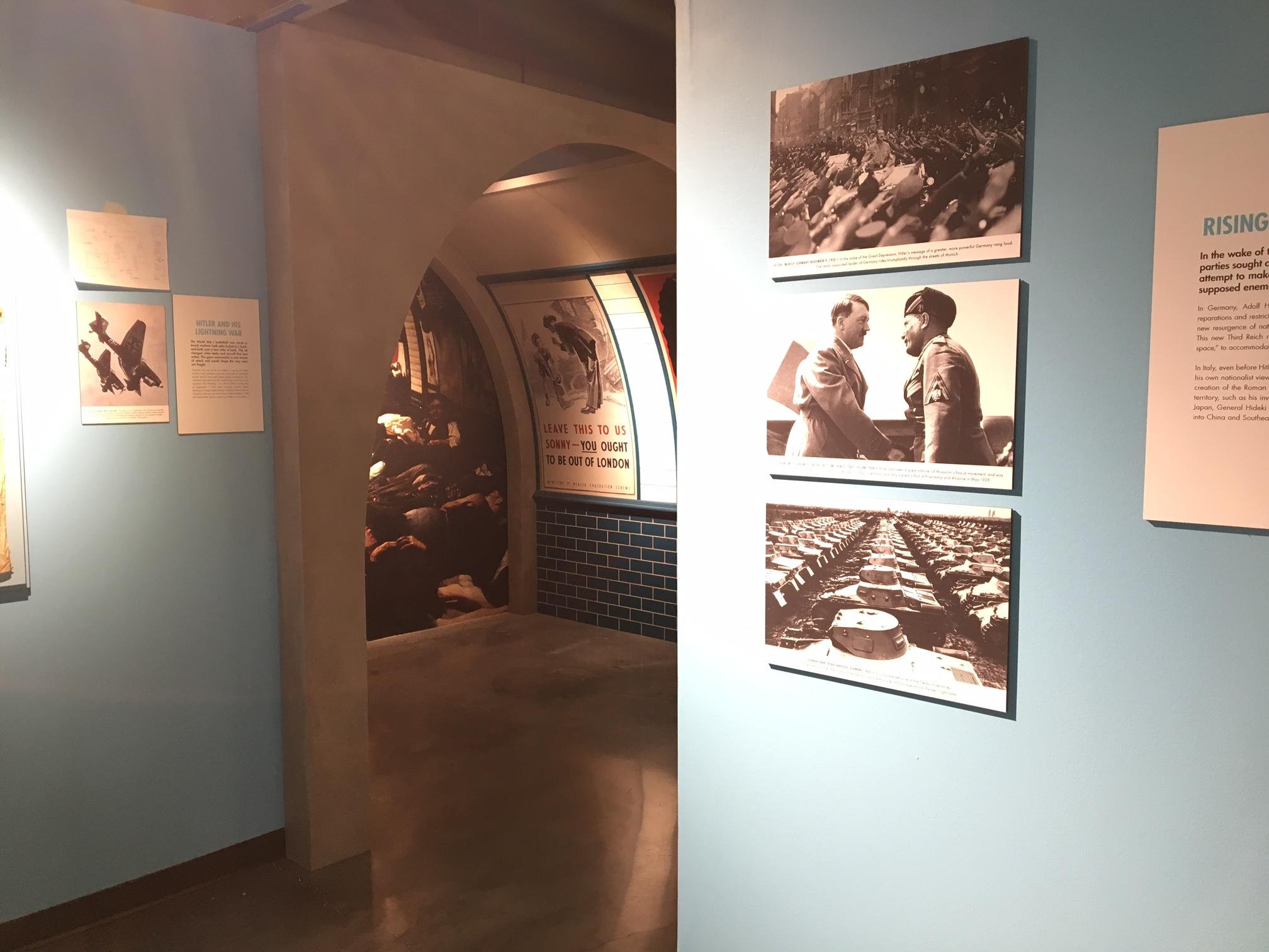 exhibits strategic air command aerospace museum