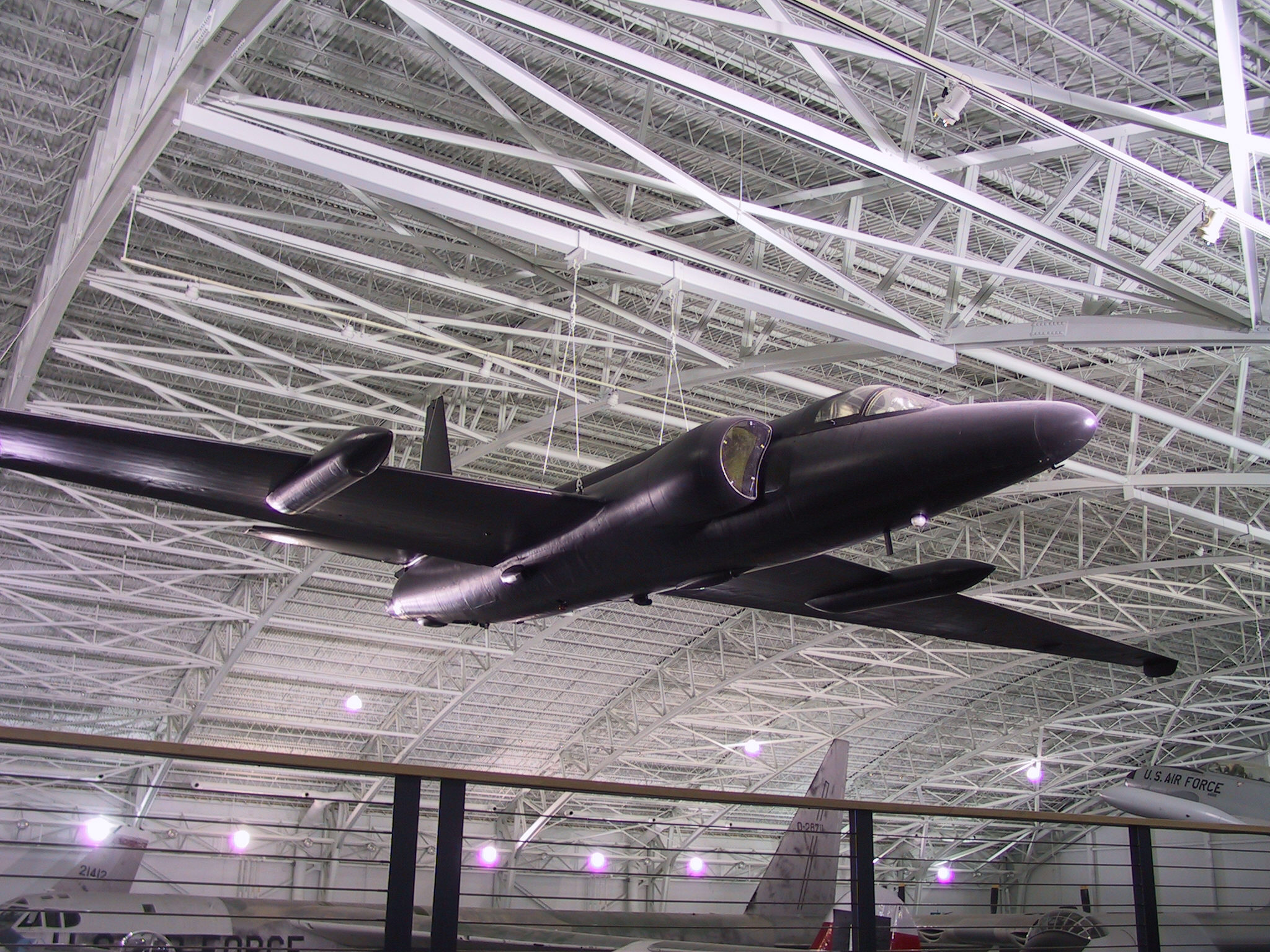 U 2c Dragon Lady Strategic Air Command Amp Aerospace Museum