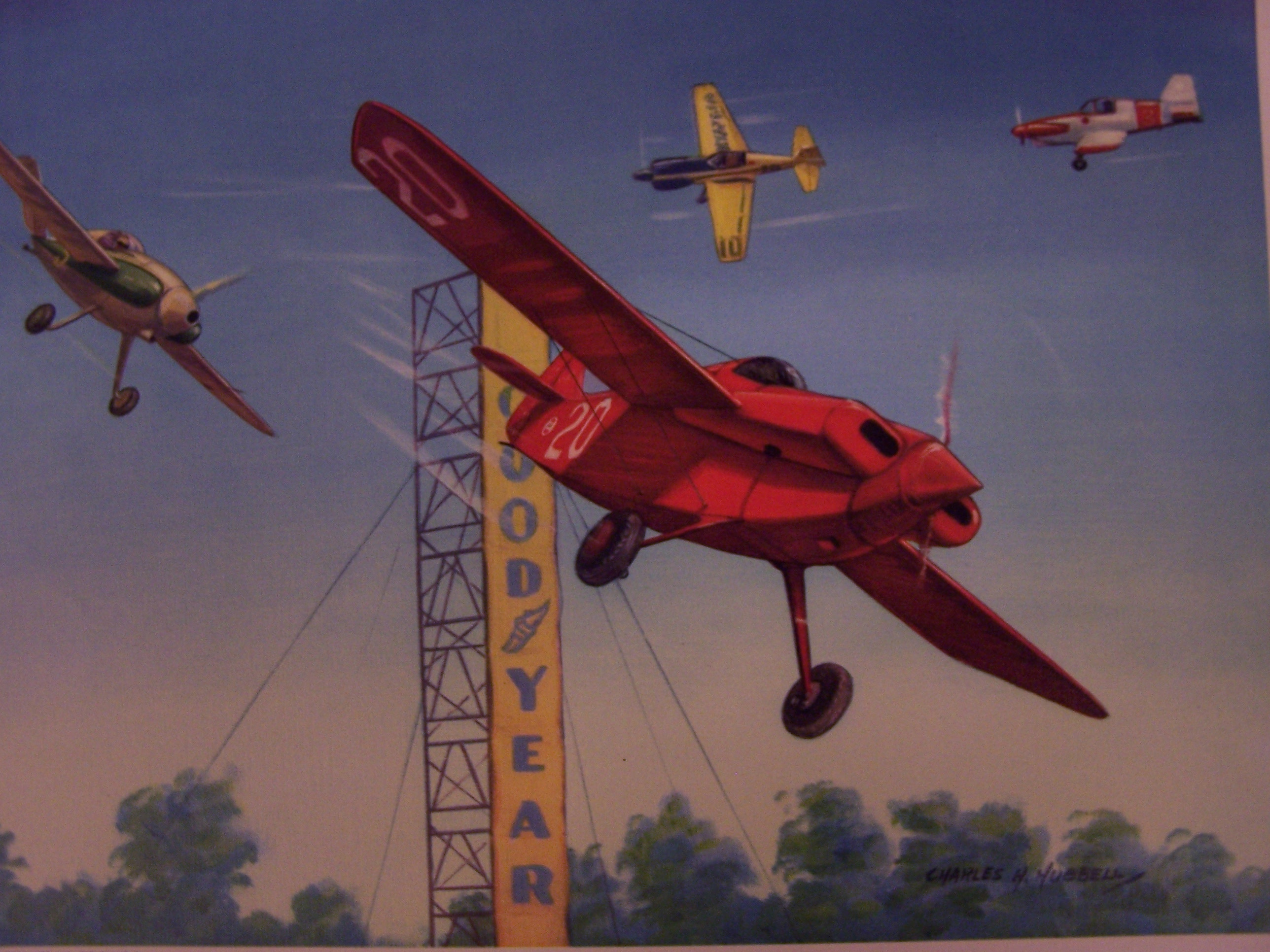 Flight Through Time: The Barnstormers – Strategic Air Command