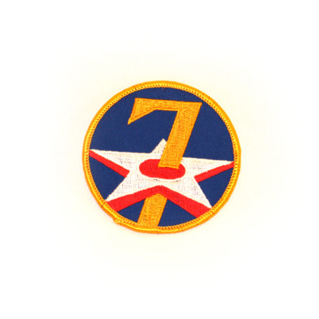 Air Force 7th Patch