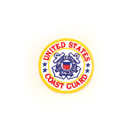 Coast Guard Logo Patch