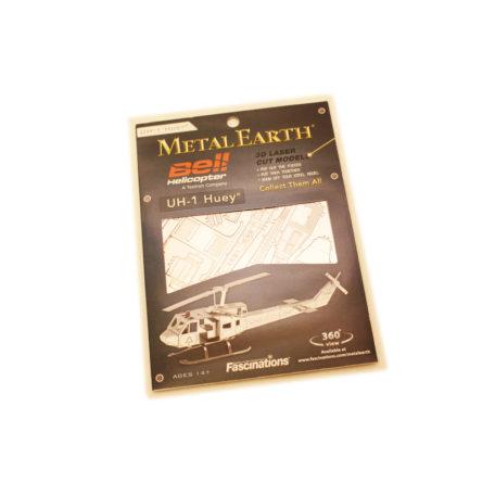 Metal Earth Huey-UH-1