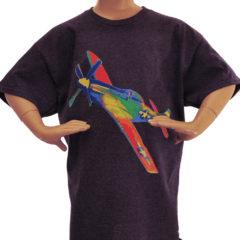Multi Color T-shirt P-51