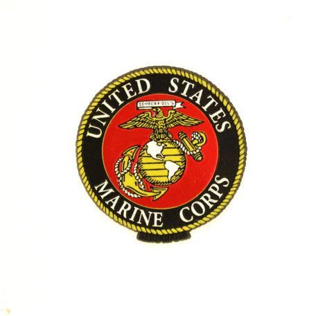 USMC Logo Magnet