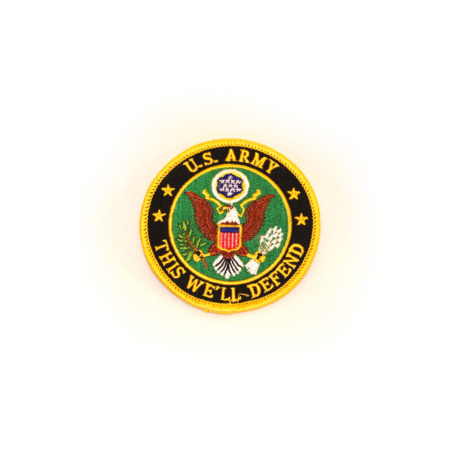 Old Army Logo Patch