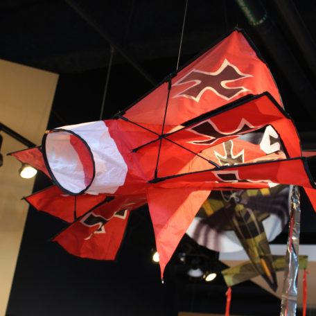 Red Baron Large 3D Kite