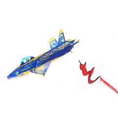 Blue Angel Wind Force Kite
