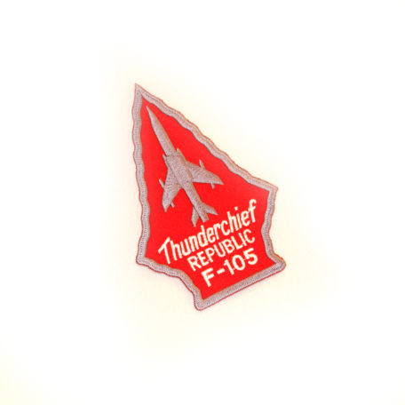 Thunderchief F-105 Patch