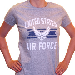 Womens Air Force Wing T-shirt