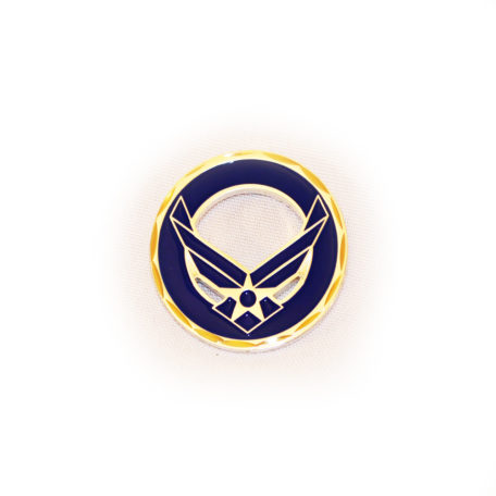 US Air Force Cut Out Wings Coin