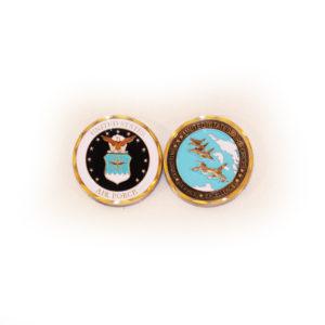 USAF Old Logo Coin