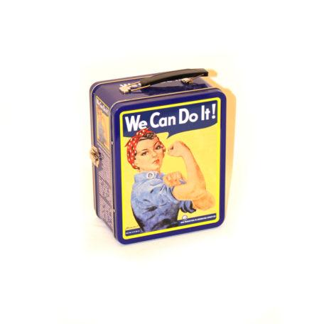 Rosie Lunchbox - Blue