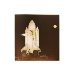 Shuttle / Night Poster