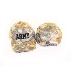 Cameo 3D Army Logo Hat
