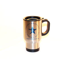 SACAM Logo Travel Mug