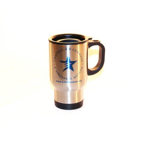 SACAM Logo Travel Mug