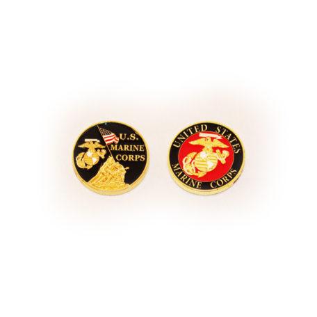 USMC 11 Challenge Coin