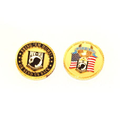Challenge Coin-POW MIA