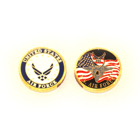 Challenge Coin USAF Wing