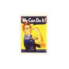 Rosie Poster Magnet
