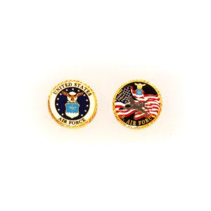 USAF Old Logo Challenge Coin