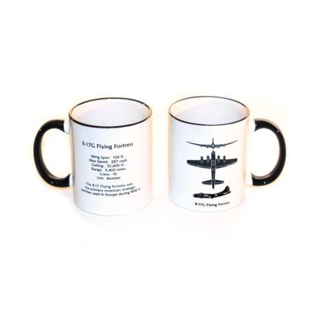 B-17 Spotter Mug
