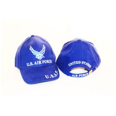 USAF Wings Royal Blue Hat
