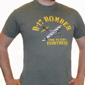 B-17 Bomber T-shirt