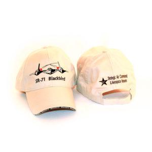 SR-71 Blackbird Logo Hat