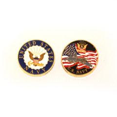 USN Logo Coin