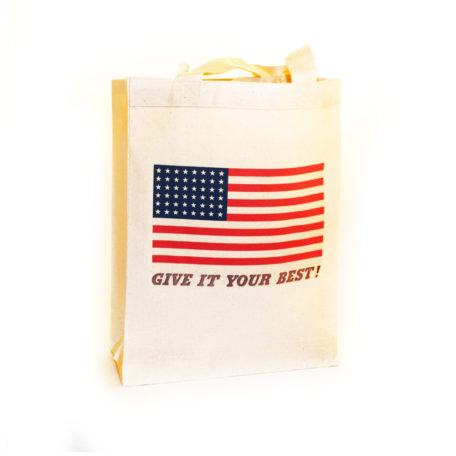 Flag Tote - Large