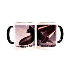 SR-71 Flame Mug