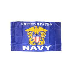 USN Logo Flag