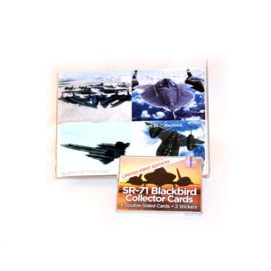 SR-71 Collector Cards