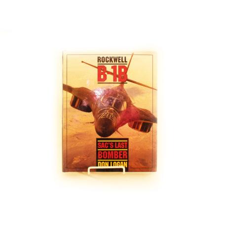 Rockwell B-1b SACs Lasr Bomber