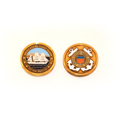 Coast Guard Coin