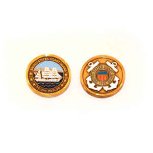 Coast Guard Coin