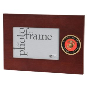 US Marine Corps Medallion 4x6 Frame