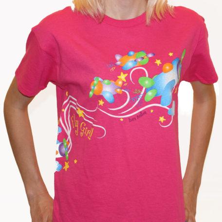 1130 FlyGirl Pink girls 10-12