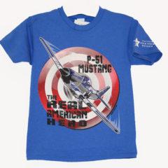 Real American Hero – Boys T-shirt