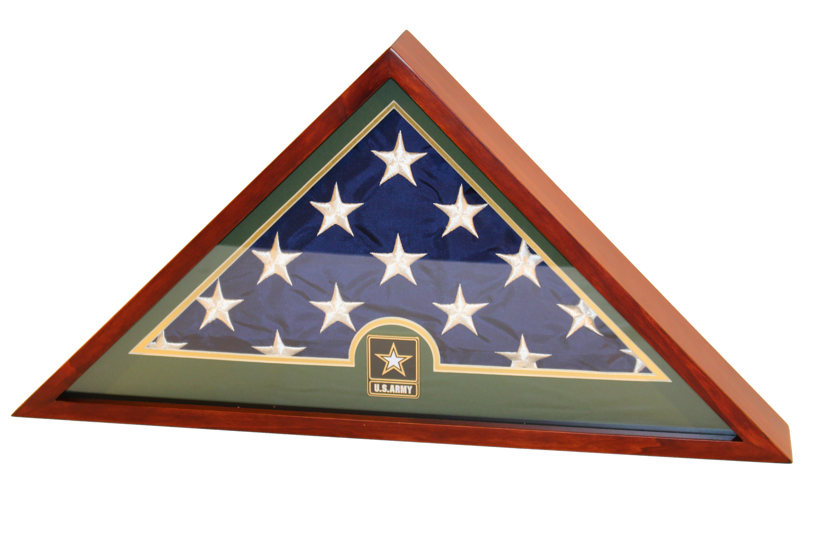 Frames strategic air command aerospace museum flag display case us army new logo medallion jeuxipadfo Images