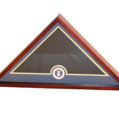 Flag Display Case – US Air Force Medallion