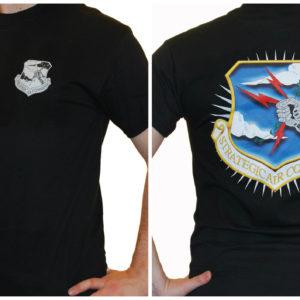 SAC Back Crest T-shirt