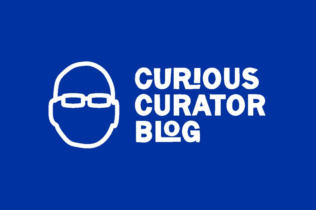 Curious Curator Blog logo