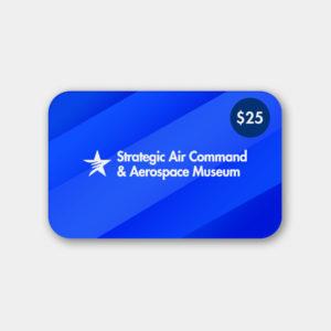 SAC Museum Gift Card  – $25