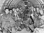 Paratroopers preparing for D-Day Mission