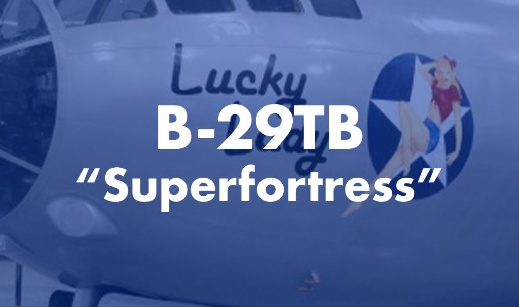 "B-29TB ""Superfortress"""