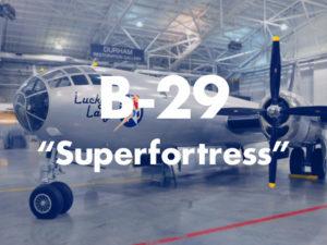 """B-29TB """"Superfortress"""""""