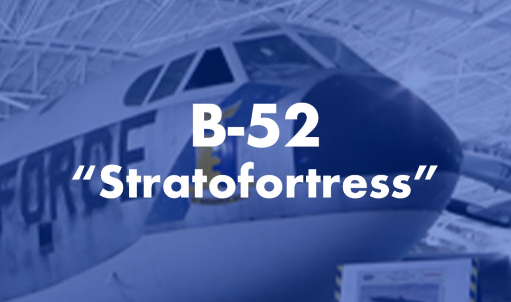 "B-52 ""Stratofortress"""