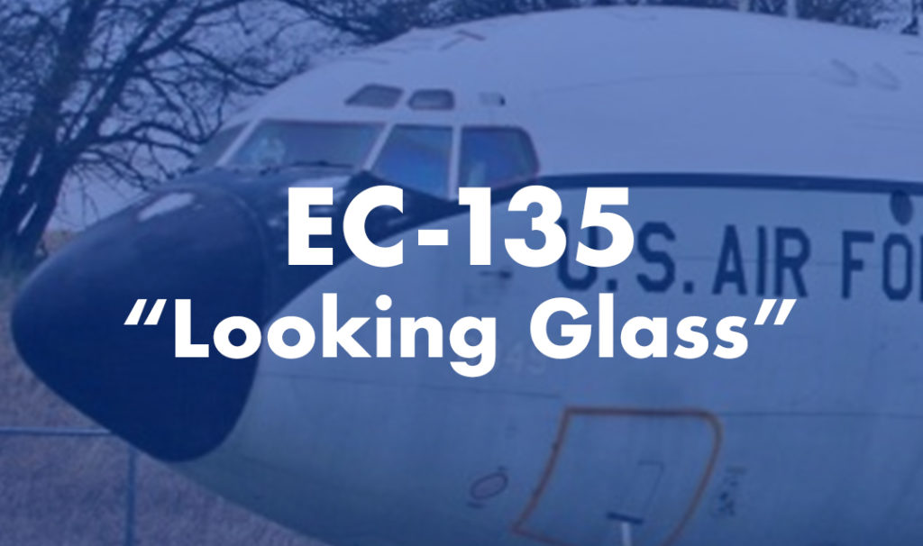 "EC-135 ""Looking Glass"""